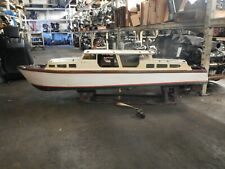 New listing Antique Boat Cabin Cruiser Yacht Remote Control 1950'S
