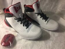 New Size 13 Nike Air Jordan Fly 2011 Dwayne Wade II White Red Black 479976-101