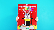 Colossal Magic Coloring Book by Danny Orleans – Trick