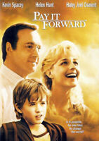 Pay It Forward DVD NEW