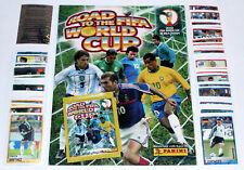 Panini ROAD TO FIFA WORLD CUP 2002 - COMPLETE SET KOMPLETTSATZ + ALBUM + EXTRA