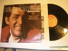 DEAN MARTIN LP - GENTLE ON MY MIND - NEAR MINT RECORD & COVER