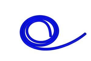8mm Unterdruckschlauch Vakuumschlauch Silikonschlauch Blau 1m