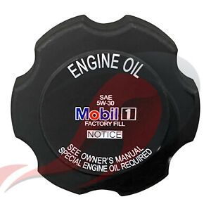 Corvette Camaro LS1 LS6 LT1 Mobil 1 Engine Oil Filler Cap 12555685
