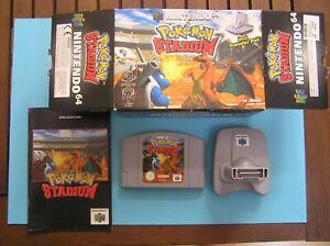 Nintendo 64 / Pokémon Stadium