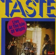 TASTE - LIVE AT THE ISLE OF WIGHT: CD ALBUM (Rory Gallagher) (2000)