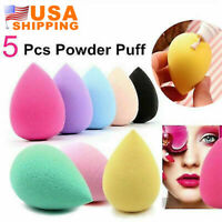 5x Makeup Foundation Sponge Blender Blending Puff Flawless Powder Smooth Beauty