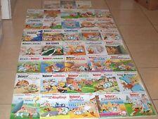 Comics komplette Asterix & Obelix Sammlung 39 Bände 1-37 + 2 Sonderbände 1A!!!