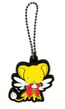 Cardcaptors Card Captor Sakura Charm Rubber Mascot Keychain Kero-chan Kero