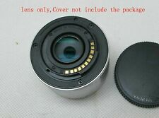 NEW F3.5-5.6 OIS Zoom Lens For Samsung NX Mini Camera Silver Spare Parts