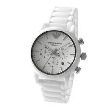 Emporio Armani  Men's Luigi Chronograph Ceramic Watch # AR1499