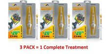 3 Pack lot XADO Gel Revitalizant EX 120 for DIESEL engines Treatment FAST US S&H