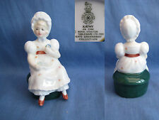 Royal Doulton Kate Greenaway KATHY HN 2346 - RARE and PERFECT - FREE UK P&P