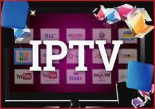 IP*TV Smarters Pro smart ip*tv Abonnement 12 mois ✔️M3U✔️SMART TV✔️ANDROID✔️