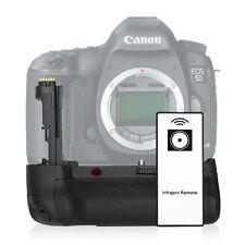 BG-E11 Battery Grip Holder for Canon EOS 5D 5DS Mark III 5D3 Camera + IR Remote
