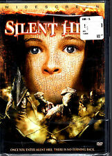 Silent Hill Widescreen DVD, NEW Sealed
