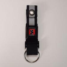 CHROME Industries Mini Buckle Keychain - Black Buckle