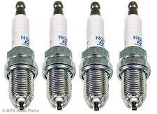4x Audi A2 1.4 A3 1.6 1.8 A4 1.6 1.8 2.6 2.8 NGK Spark Plugs 2397 BKUR6ET-10 New