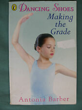 Dancing Shoes Making The Grade 5 Antonia Barber Puffin paperback acceptable