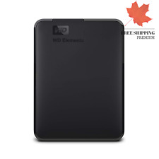 NEW 🇨🇦 2TB Elements Portable External Hard Drive USB 3 0