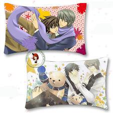 Junjou Romantica Misaki/Akihiko Hugging Body Pillow Case Cover 35*55cm#7-B58