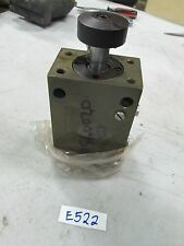 Shok-Bloc ASB 1-1 Adjustable Hydraulic Impact Arrestor (New)