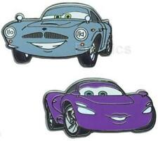 CARS 2 FINN McMISSILE HOLLEY SHIFTWELL RACECARS DISNEY 2 PIN 2011 SET 83716 NEW