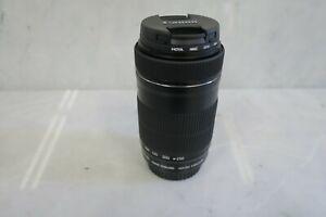Canon EFS 55-250mm Image Stabilizer Lens