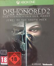 XBOX ONE GAME DISHONORED 2: Das Vermächtnis der Mask Jewel of the South Pack