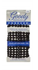 Goody Ouchless Forever Braided Elastics 10 count (Pack of 3)
