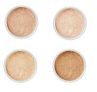 ARTDECO Poudre Minérale Base avec Zinc Et Magnésium 15gr pour Tous Peau Type