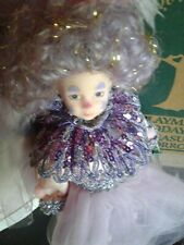 🦄1990 Robin Woods Doll Little Star 8 inch Vinyl Doll Fantasy Nrfb Made in Usa🦋