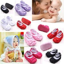 0-12 Months new Infant Girl Baby shoes Toddler Sneakers Soft Sole Crib Shoes T
