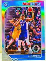 Al Horford 2019-20 Panini NBA Hoops Premium Stock Silver Prizm Card #260 76ers