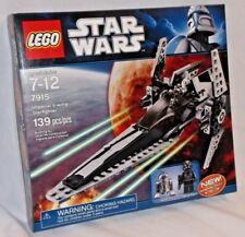 SEALED 7915 LEGO Star Wars IMPERIAL V-WING STARFIGHTER R2-Q2 Droid Pilot 139 pc