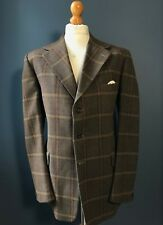 . Vintage Lambourne Philips and Piper checked tweed jacket size 42 long