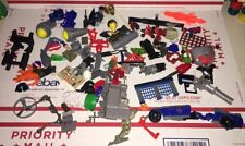 Mixed Action Figure Parts and Pieces Junk Yard Lot Transformers