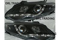 Ford Falcon FG XR6 Turbo Sedan Ute DRL Like NEW LED Black Projector Headlights