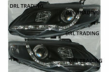 Ford Falcon FG XR6 Turbo Sedan Ute DRL Like NEW LED Black Projector Headlights