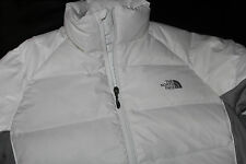 THE NORTH FACE AC CRIMPTASTIC HYBRID DOWN JACKET TNF WHITE #L $249