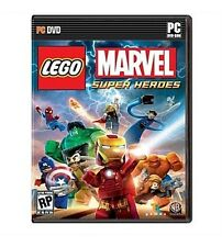 LEGO Marvel Super Heroes (PC, 2013)