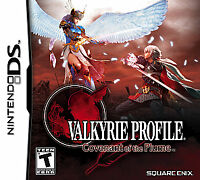 Valkyrie Profile: Covenant of the Plume (Nintendo DS, 2009) GAME CARD ONLY!