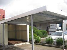 New Buildpro zinc Carport, Verandah, Patio, pergola, shade roofing 5.5mx5.3m