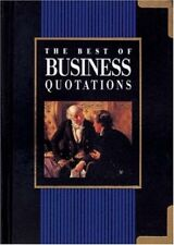 New, Best of Business Quotations (In Quotations), , Book