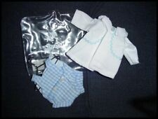 """Juanin Bebe 8"""" Doll MINT Outfit. Mariquita Perez Brother"""