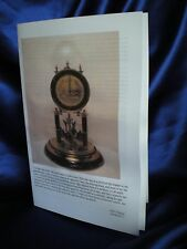 Instruction Booklets For Schatz 49 400 Day Anniversary Clock Suspension Spring