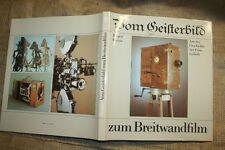 Sammlerbuch histor.Filmtechnik, Kinematografie, Kinotechnik, Kameras, DDR 1989
