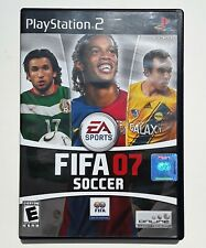 EA SPORTS FIFA SOCCER 07 PLAYSTATION 2 PS2 VIDEO GAME TESTED