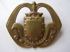 Netherland Dutch Army 22nd, Infantry, General Military Cap Helmet Badge