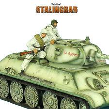 First Legion: RUSSTAL032 Russian Infantry Winter Tank Riders Set #3 (Vehicles)